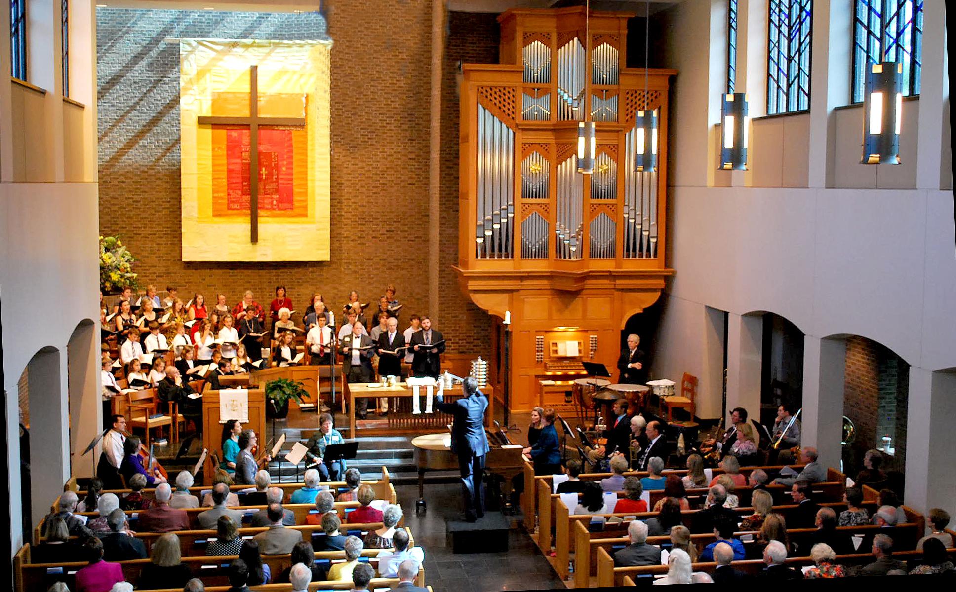 Music & Choirs - Westminster Presbyterian Church